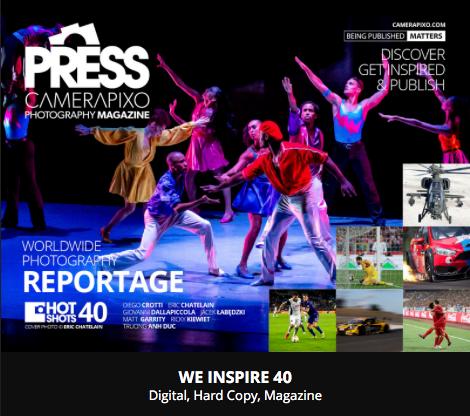 PRESS REPORTAGE 40