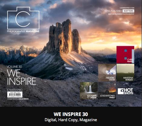 WE INSPIRE 30