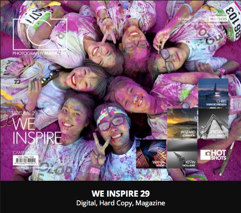 WE INSPIRE 29