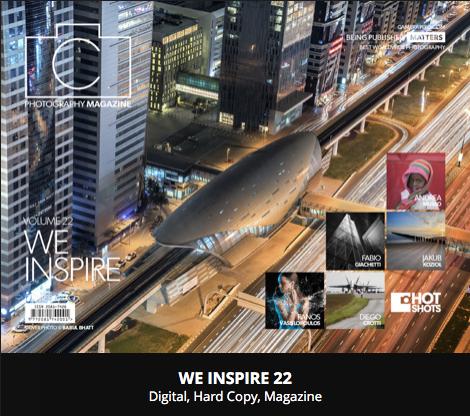 WE INSPIRE 22