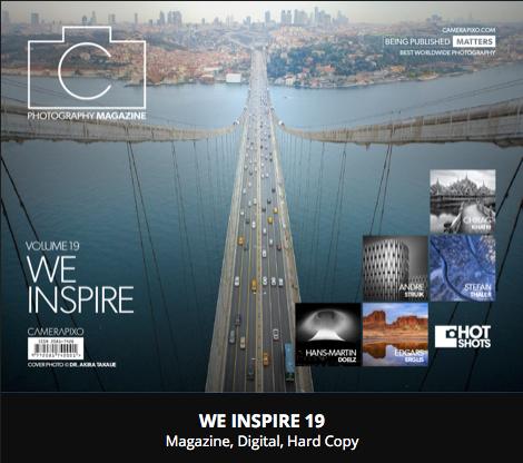 WE INSPIRE 19