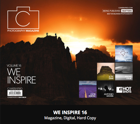 WE INSPIRE 25