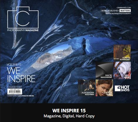 WE INSPIRE 15
