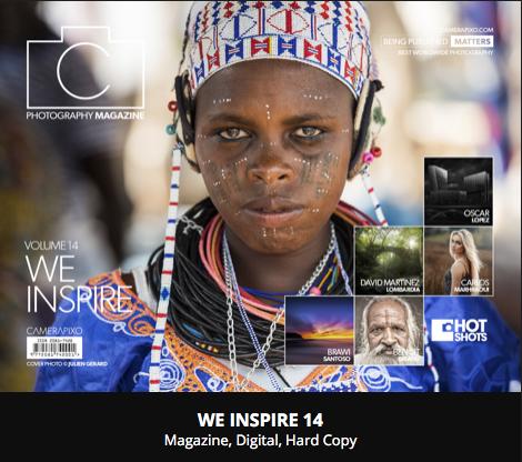WE INSPIRE 14