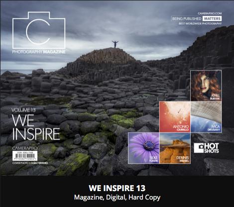 WE INSPIRE 13