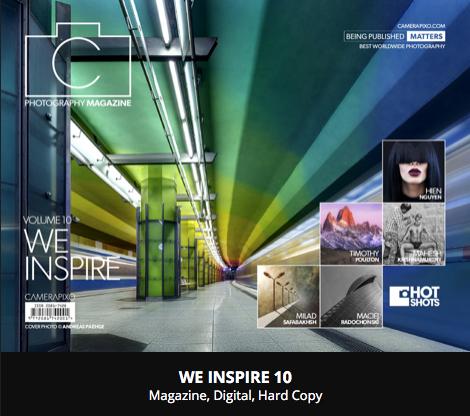 WE INSPIRE 10