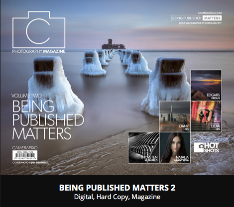 BEING PUBLISHED MATTERS 2